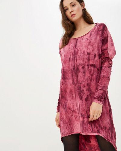 Платье розовое прямое Alezzy Liriq