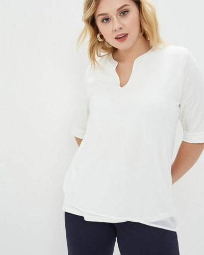 Блузка итальянский белая Keyra
