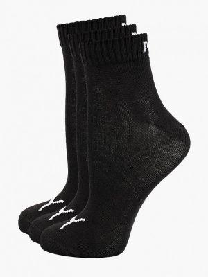Черный носки набор Puma