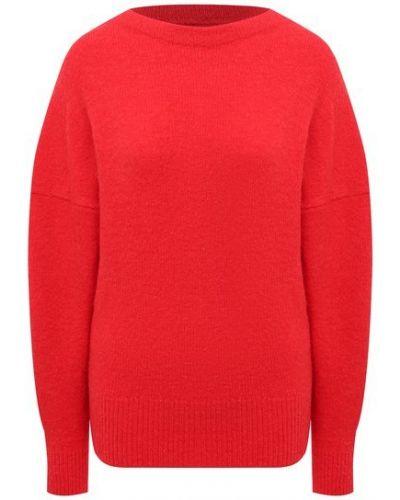 Шерстяной свитер - красный Isabel Marant Étoile