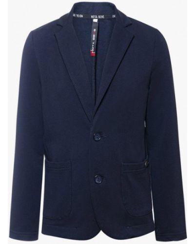 Синий пиджак Nota Bene