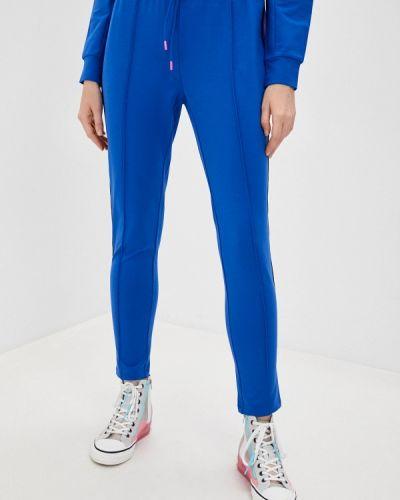 Синие спортивные брюки Bogner