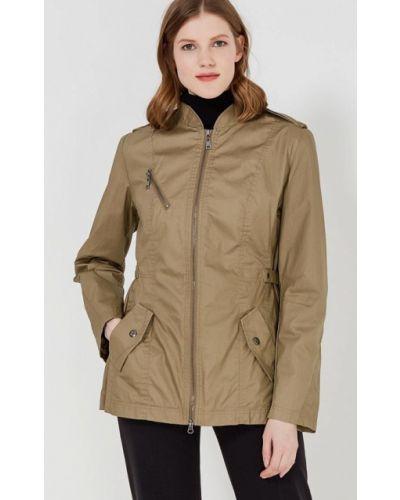 Коричневая куртка весенняя Betty Barclay