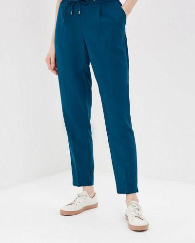 Бирюзовые брюки Modis