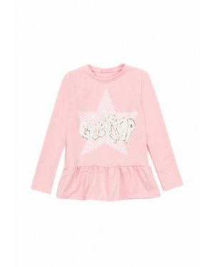 Розовая футболка Smile Time