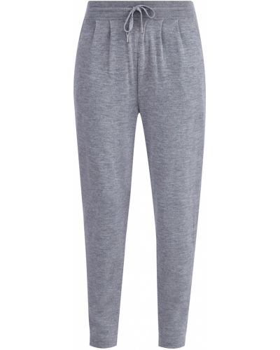 Спортивные брюки зауженные на резинке Maison Ullens