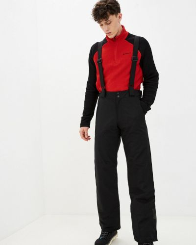 Черные горнолыжные брюки Glissade