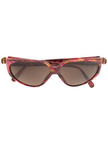 Муслиновые солнцезащитные очки хаки Paco Rabanne Pre-owned