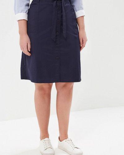Синяя юбка Gerry Weber