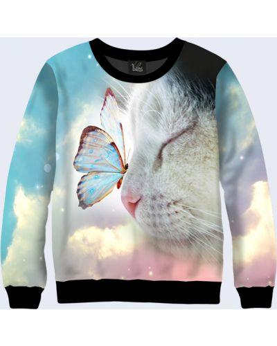 Бабочка с бабочками - голубая Vilno