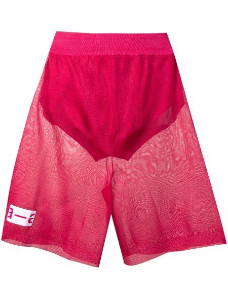 Розовые спортивные шорты прозрачные Artica Arbox