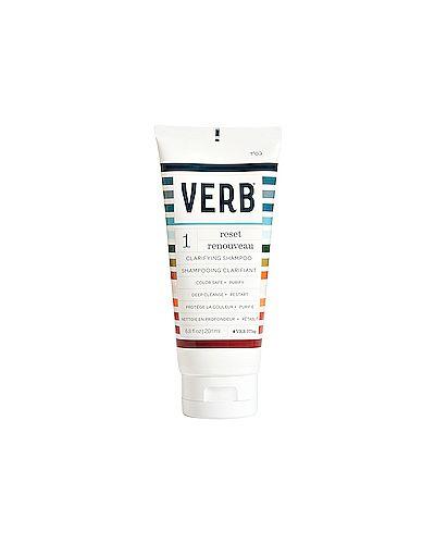 Кожаный тонкий шампунь для волос Verb