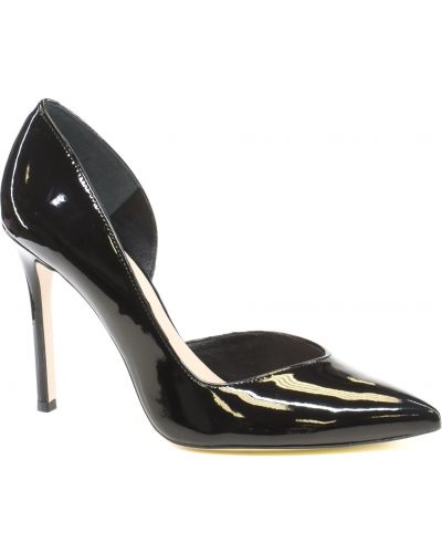 Кожаные туфли - черные Bravo Moda