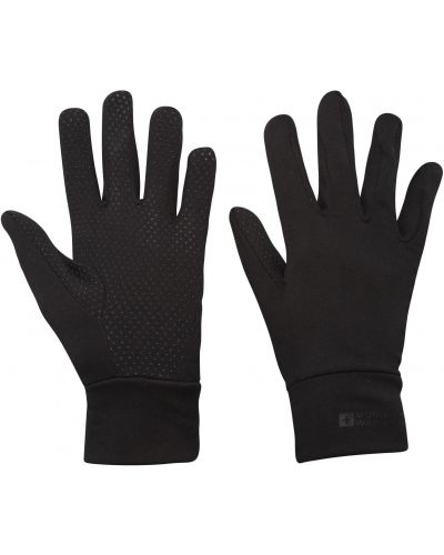 Rękawiczki - czarne Mountain Warehouse