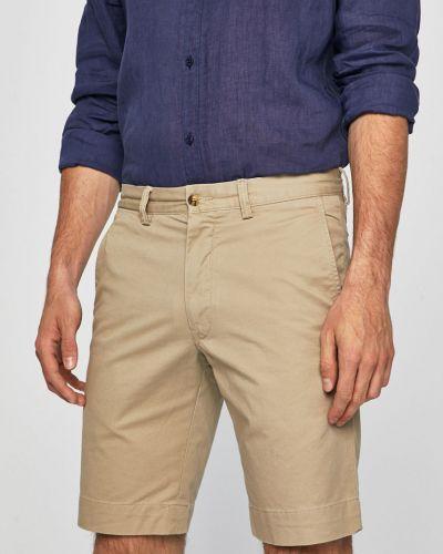 Шорты с карманами на пуговицах Polo Ralph Lauren