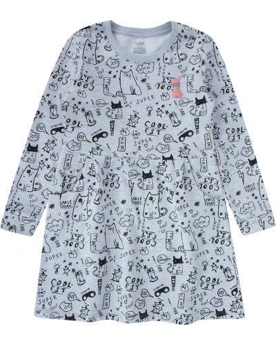 Платье хлопковое из футера Batik