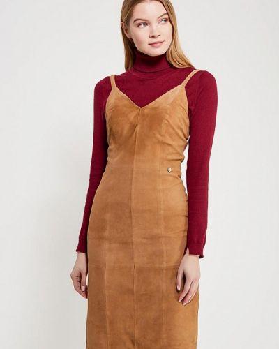 Платье весеннее платье-сарафан Akhmadullina Dreams