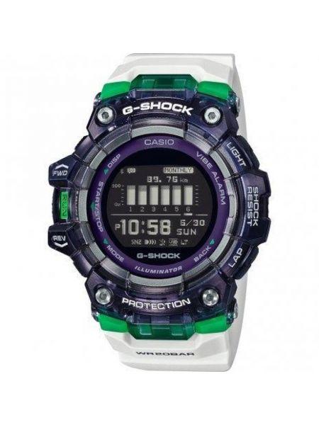 Biały zegarek G Shock