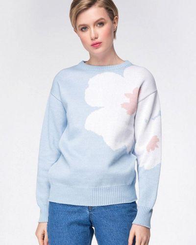 Джемпер весенний голубой Musthave