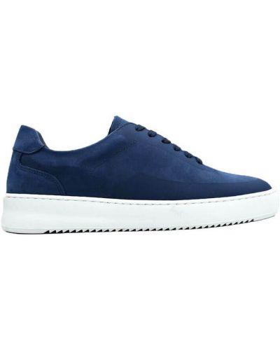 Sneakersy - niebieskie Filling Pieces