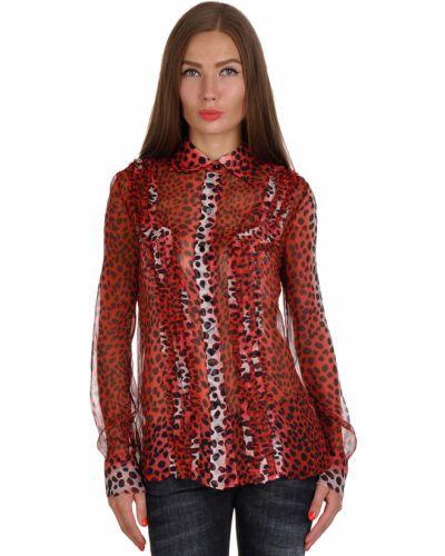 Блузка красная весенний Billionaire