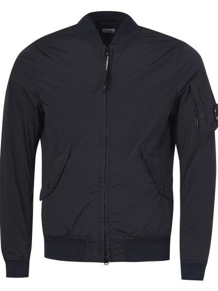 Серая куртка осенняя C.p. Company