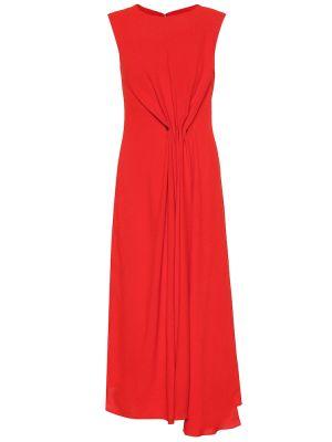 Платье миди Victoria Beckham