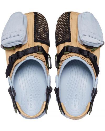 Сандалии - серые Crocs