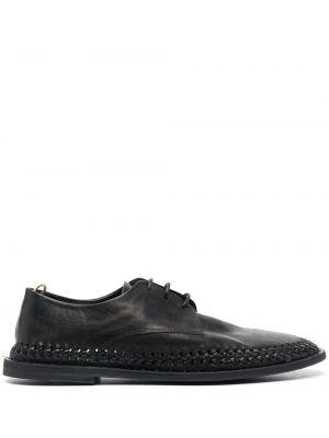 Кожаные туфли - черные Officine Creative