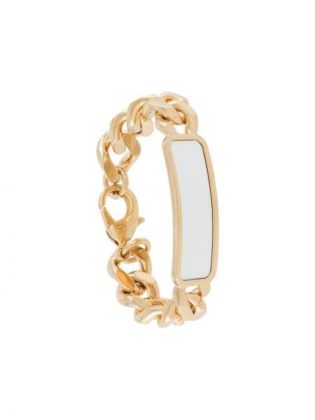 Złota bransoletka ze złota Dheygere