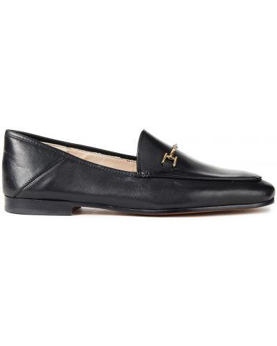 Черные туфли на каблуке Sam Edelman