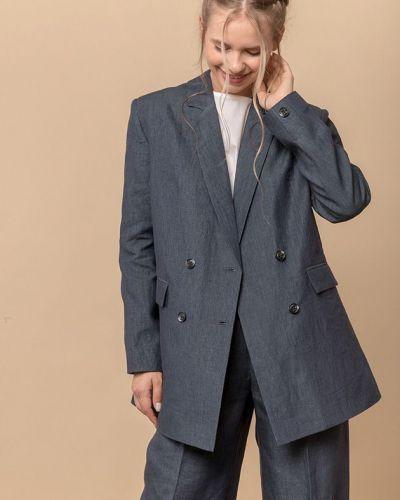 Джинсовый пиджак Mr520
