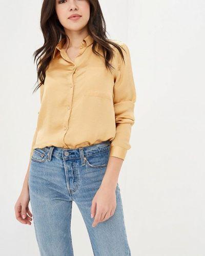 Желтая блузка Rodier