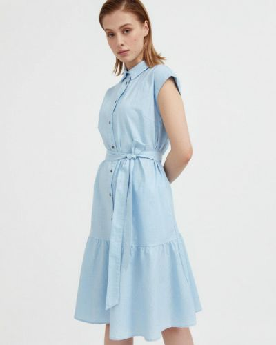 Расклешенное свободное повседневное платье Finn Flare