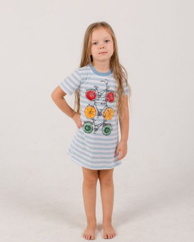 Рубашка короткий детский Грандсток