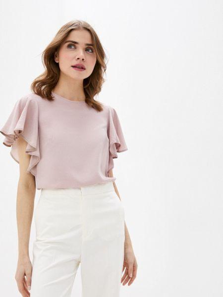 Розовая блузка Lusio