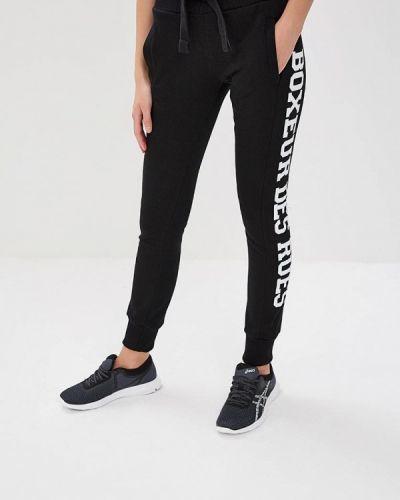 Спортивные брюки черные турецкий Boxeur Des Rues