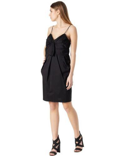 Czarna sukienka Atos Lombardini