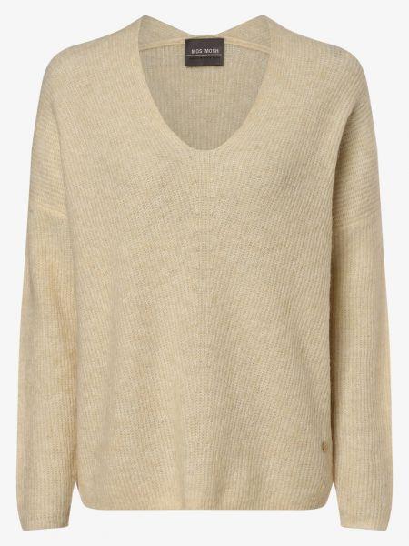 Sweter - biały Mos Mosh