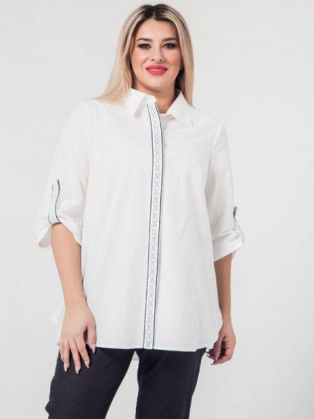 Белая рубашка Luxury Plus
