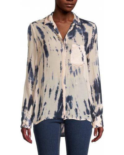 Рубашка с длинным рукавом - синяя Young Fabulous & Broke