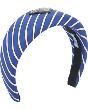 Ободок - синий Prada