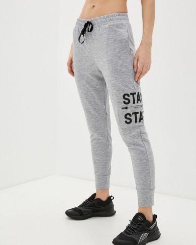 Серые спортивные брюки Nativos
