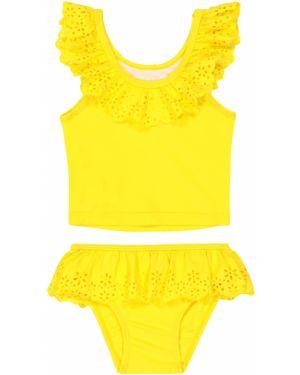 Купальник желтый Mothercare