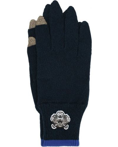 Перчатки шерстяные Kenzo