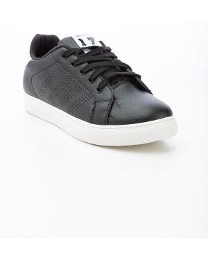 Повседневные черные кроссовки Saijun