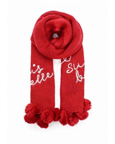 Красный шарф 2018 Marks & Spencer