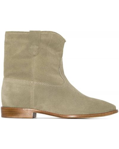 Ankle boots, brązowy Isabel Marant