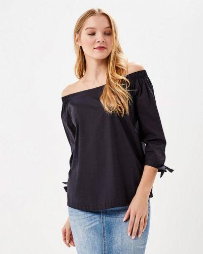 Черная блузка S.oliver