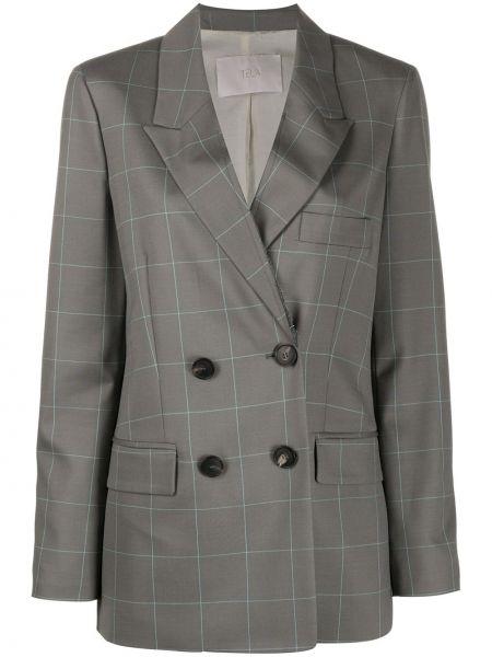 Удлиненный пиджак на пуговицах Tela